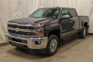 2016 Chevrolet Silverado 2500HD 6.0L V8 Z71 Off-Road Crew Cab