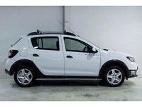 Dacia SANDERO STEPWAY LAUREATE DCI (white) 2016