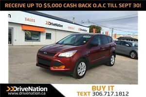 2014 Ford Escape S FWD SUV! Fuel Efficient!
