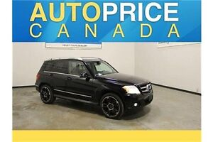 2010 Mercedes-Benz GLK-Class PANORAMIC ROOF|LEATHER|ALLOYS