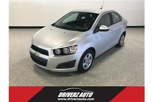2012 Chevrolet Sonic LS COMFORTABLE, SMOOTH RIDE, ECONOMICAL