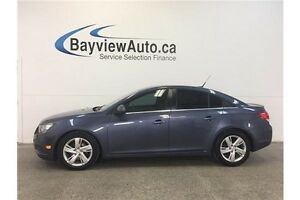 2014 Chevrolet CRUZE - LEATHER! SUNROOF! DIESEL! MY LINK!