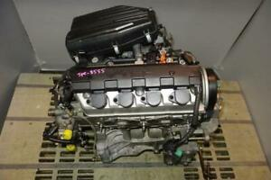 Honda Civic Engine Acura EL 2001 2002 2003 2004 2005 SOHC VTEC Motor Transmission JDM Engine