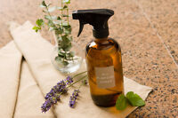 Sacred Spaces: Natural Cleaning Services