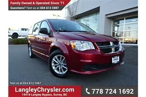 2016 Dodge Grand Caravan SE/SXT LOCALLY DRIVEN & ACCIDENT FREE