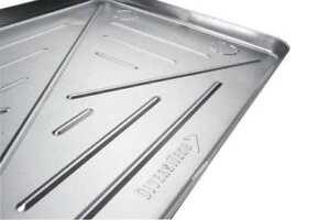 Condensate Drain Pan,Metal,60Lx30Wx2D