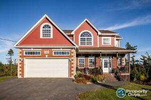 Beautiful 3700 sf waterfront, 4 Bed/3.5 Bath executive home.