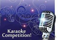 6th Annual Amateur Karaoke singing Contest - starts Oct. 2nd