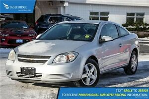 2010 Chevrolet Cobalt LT AM/FM Radio and Air Conditioning