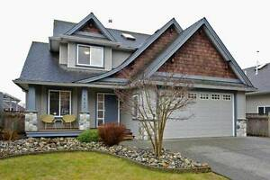 Pet friendly 5bdrm 3.5 bath home available in Aldergrove May 1st