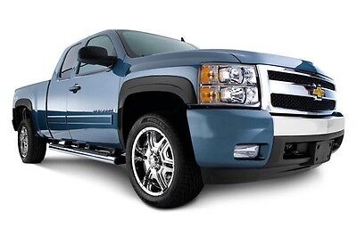 2007-2013 Chevrolet Silverado Std & Long Bed Fender Flares Reg and Extended Cab