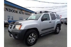 2010 Nissan Xterra Off Road 4.0L 6CYL 5SPD AUTO 4WD
