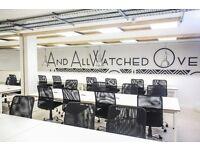 EC1V Co-Working Space 1 -25 Desks - Old Street Shared Office Workspace