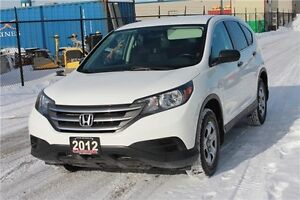 2012 Honda CR-V LX | CERTIFIED + E-Tested