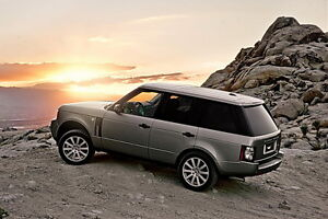 2011 Land Rover Range Rover Supercharged SUV, Crossover