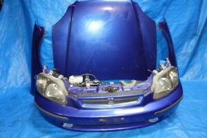JDM Honda Civic SiR EK4 Front End Conversion 1996 1997 1998