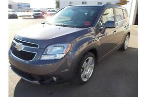 2012 Chevrolet Orlando LTZ LTZ*Leather*LOW KM*7 Passanger Regina Regina Area image 3