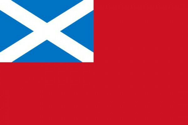 SCOTLAND RED ENSIGN 5