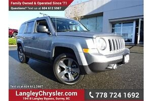 2016 Jeep Patriot Sport/North W/ VOICE COMMAND BLUETOOTH & HE...