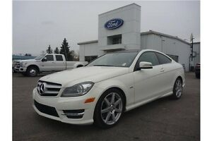 2012 Mercedes-Benz C-Class AWD!! FULLY LOADED!!