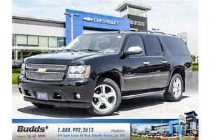 2011 Chevrolet Suburban 1500 LTZ Safety and E-Tested