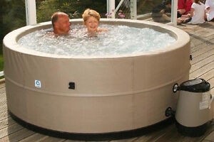 The Cover Guy Deluxe Portable Hot Tub SALE