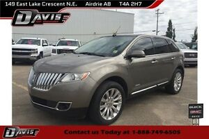 2012 Lincoln MKX Base AWD, 2 panel sunroof, heated seats