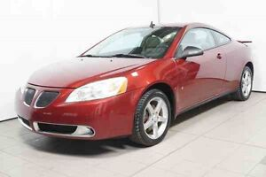 2009 PONTIAC G6 COUPE CUIR SUNROOF MAG 3.5L V6
