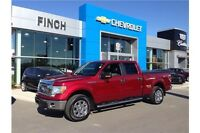 2013 Ford F-150 XL TOW|4X4|SIRIUS|CREW CAB and MORE!