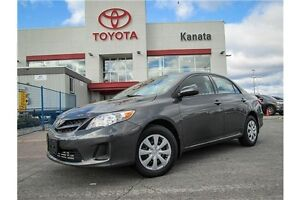 2012 Toyota Corolla CE+AC+Cruise+Htd Seats+Pwr Group