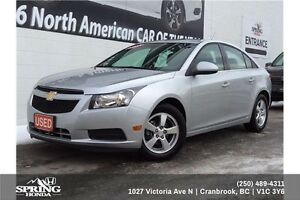2011 Chevrolet Cruze LT Turbo $97 Bi-Weekly