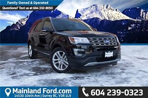 2016 Ford Explorer Limited NO ACCIDENTS, 1 OWNER, LOCALLY DRIVEN