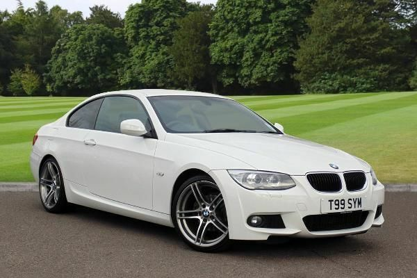 BMW Series I M Sport Dr Coupe White In - 2013 bmw 318i