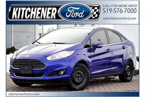 2014 Ford Fiesta TITANIUM/HEATED SEATS & MIRRORS/PWR LOCKS &...