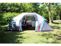 Complete Camping Setup for sale. All brand new, includes inflatable two bedroom tent