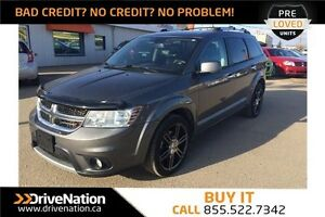 2013 Dodge Journey R/T Heated seats and Steering Wheel!