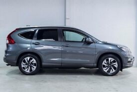 Honda CR-V I-DTEC SR (grey) 2017