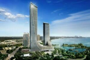 Brand New One Bed + Den Condo for Rent Luxury Waterfront