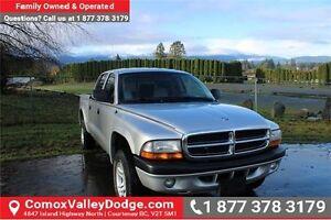 2004 Dodge Dakota Sport Rear Sliding Window, Keyless Entry &... Comox / Courtenay / Cumberland Comox Valley Area image 1
