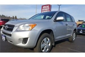 2010 Toyota RAV4 Base CLEAN CAR-PROOF ACCIDENT FREE !!!