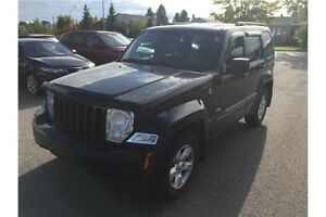 2010 Jeep Liberty Sport | 4x4 + CERTIFIED