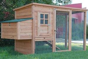 LARGE Chicken Coop Rabbit Hutch Hen Chook House CH009 Dandenong South Greater Dandenong Preview