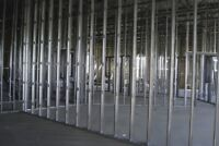 Steel Stud Framing crew available