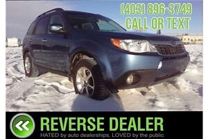 * REDUCED* 2010 Subaru Forester 2.5 X Touring Package