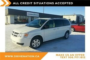 2009 Dodge Grand Caravan SE LOW KM!