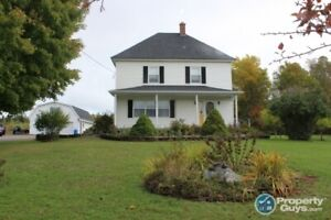 Nestled in the heart of Wentworth Valley on 20 acres