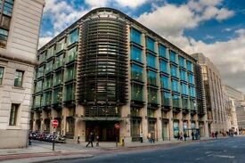 Creative Co-working space to rent in Cannon Street (EC4M) | 1 - 25 Desks