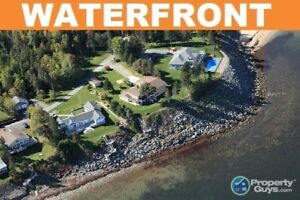 Chance Harbour - Waterfront, 3 bed + 1 bed apart/In-law suite