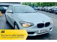 2013 BMW 1 Series 116d SE £30.00 A YEAR TAX - BMW HISTORY - ALLOYS - FRONT