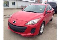 2013 Mazda 3 GX Sporty & Joy to Drive! ZOOM ZOOM!